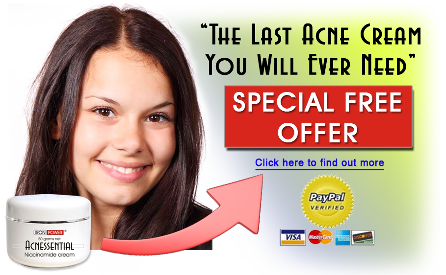 Treat Acne and Improves Skin Health with Acnessential Niacinamide Cream